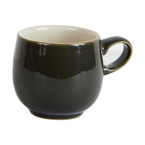 Dark Grey Expresso Mug