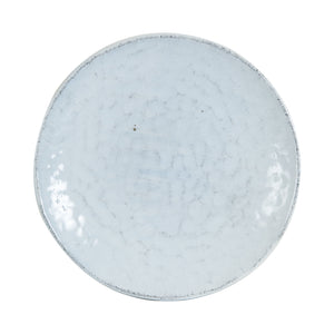 Md Light Grey Textured Plate