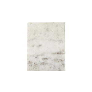 White Marble Board With Light Grey