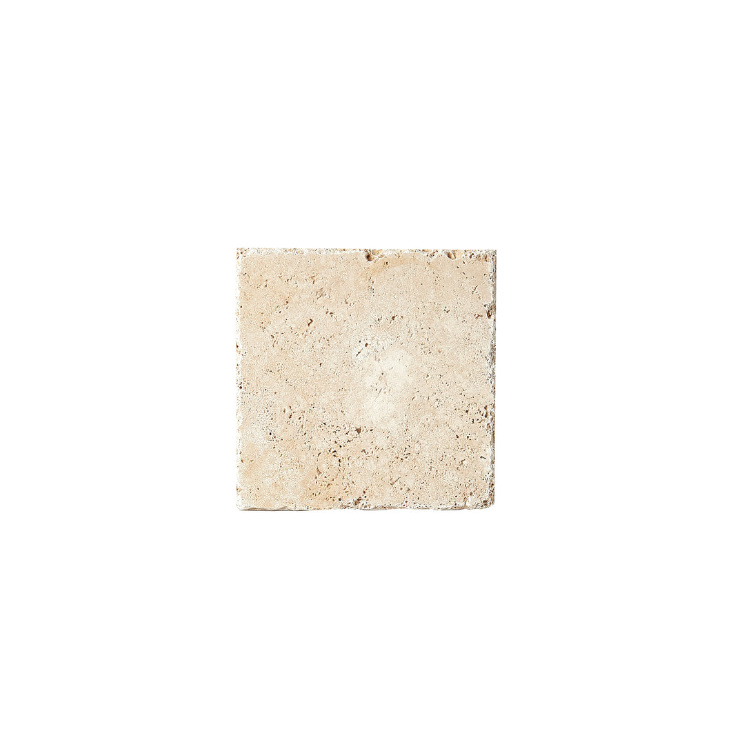 Square Cream Stone Board
