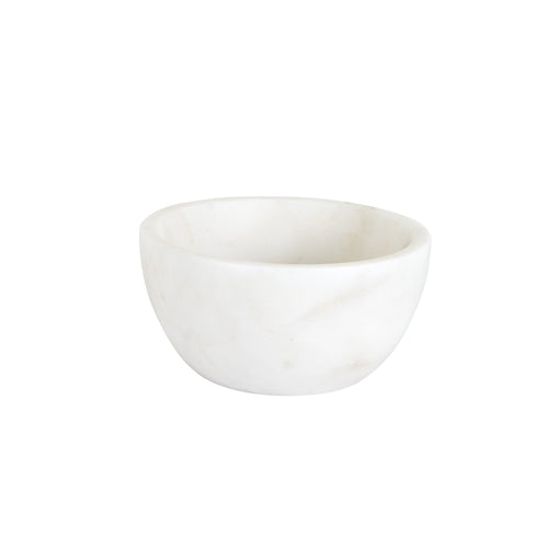 Md White Bowl