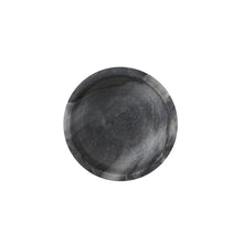 Sm Black and Grey Marble Bowl