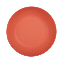 Lg Orange Matte Bowl