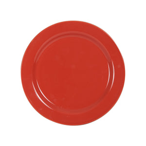 Md Red/Orange Plate