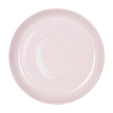 Md Pink Shallow Bowl
