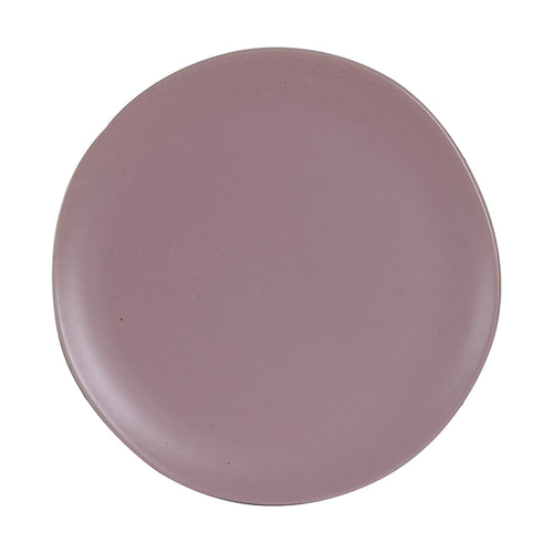 Md Matte Light Pink Plate