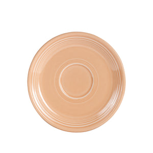 Sm Light Peach Plate