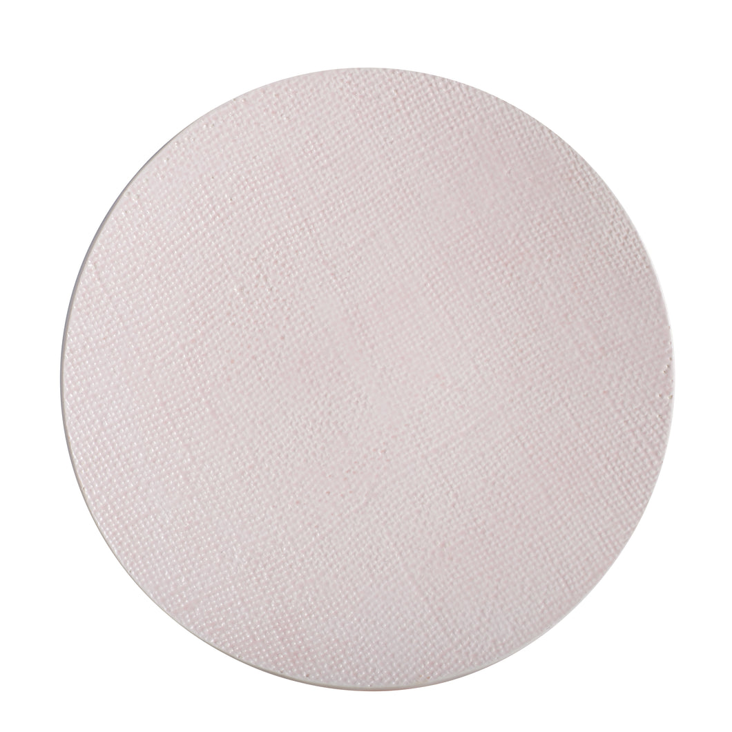 Md Pale Textured Pink Plate