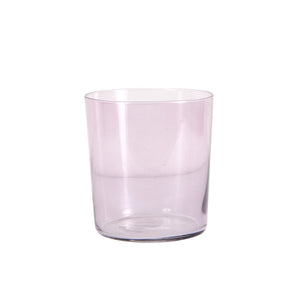 Purple Tumbler Glass