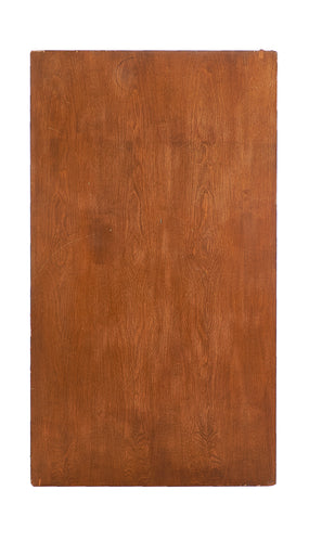 L Medium Tone Solid Wood