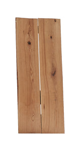 M Narrow 2 Plank Blonde Wood