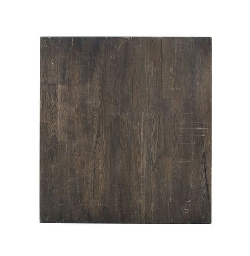 Sm Butcher Block, Grey Wash