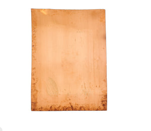 L Copper Sheet