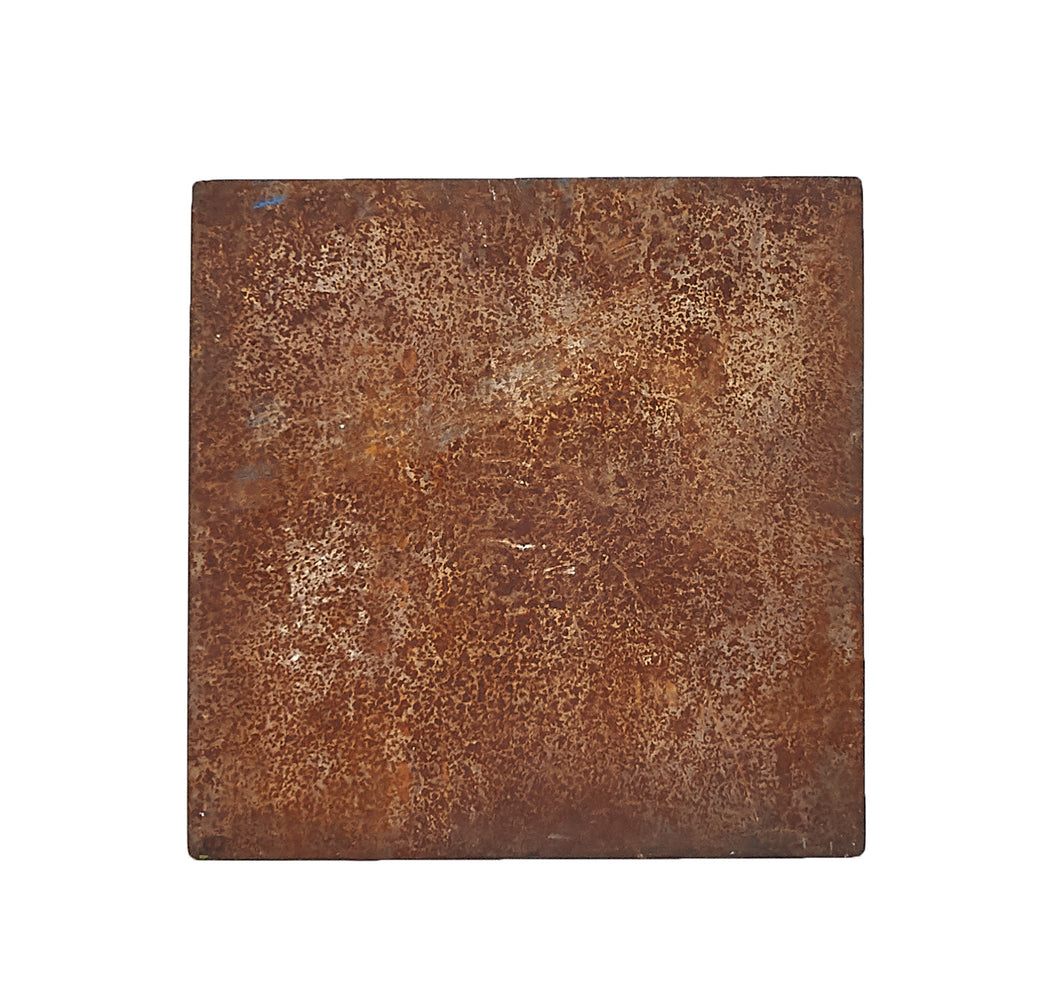 Sm Double-Sided Rusted Metal