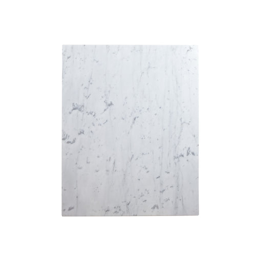 Md White Marble With Grey Veins