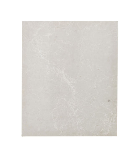 M Cream Marble, White Veins
