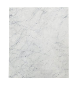 Lg Grey White Honed Marble