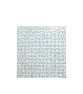 Md Square Blue/Grey Tile