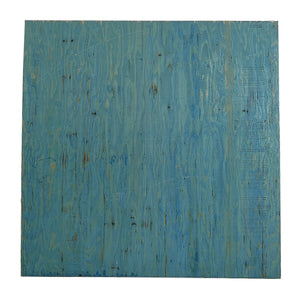Lg Blue Stained Plywood