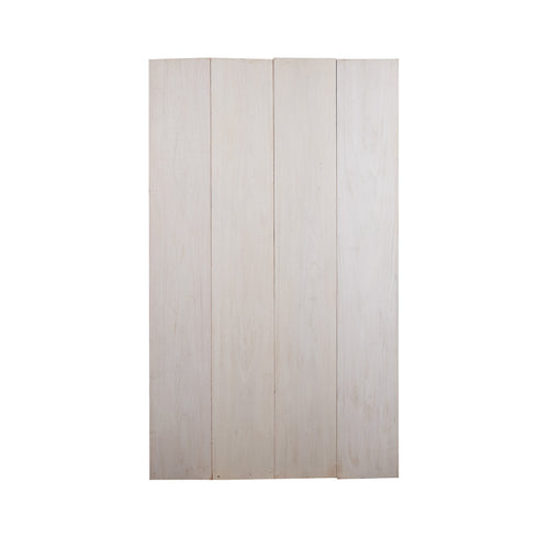 Md Smooth White Washed Pine Wood Panels