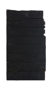 Md Slatted Charcoal Barnboard