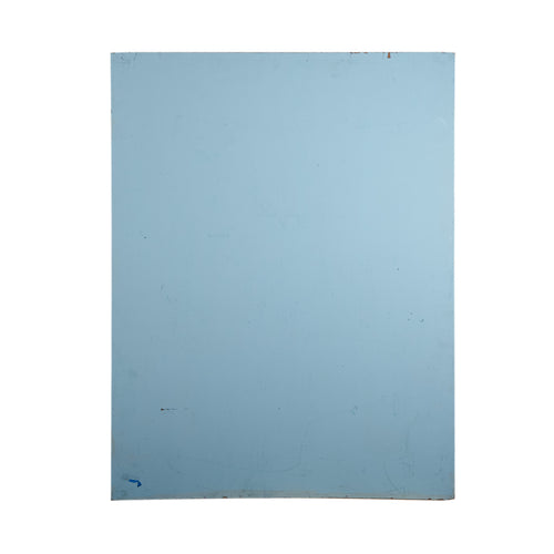 Md Light Blue Flat Painted Board