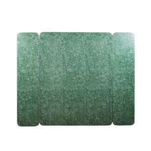 Md Green Pattern Table Top