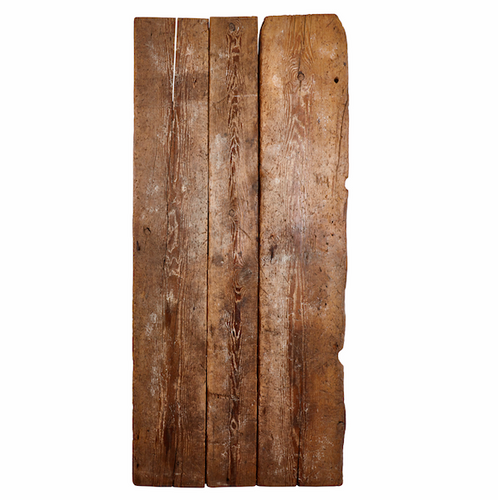Lg Natural Wood Door