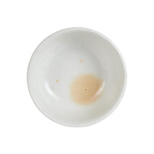 Md Vintage White Bowl