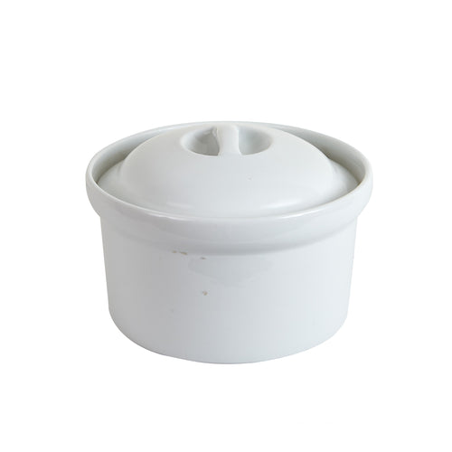 Md White Ceramic Baking Dish