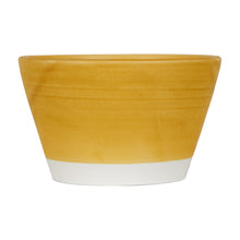 Md Yellow Ceramic Bowl