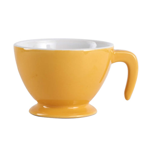 Sm Golden Yellow Tea Cup