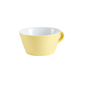 Light Yellow Tea Cup