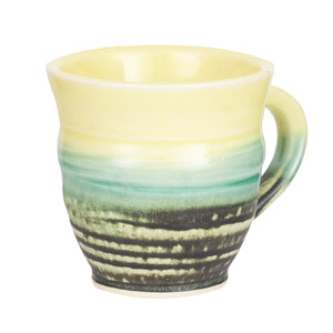 Multi-Tone Yellow Mug
