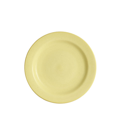 Sm Pale Yellow Dish
