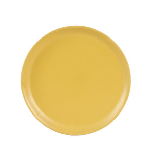 Md Matte Yellow Plate