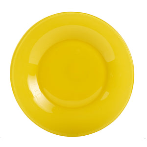 Md Bright Yellow Plate