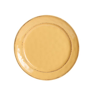 Md Antique Yellow Plate