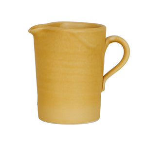 Mustard Yellow Pourer