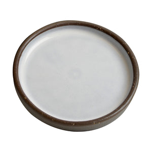 Sm Shallow White Dish