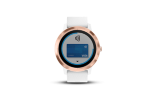 Vivoactive 3 | White w/ Rose Gold Hardware - Carolina Sportsman Outfitters