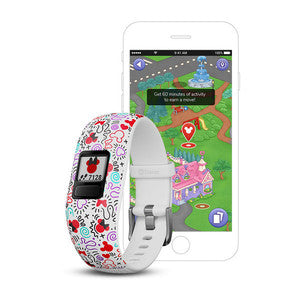 Garmin Vivofit Jr. 2 | Minnie Mouse - Carolina Sportsman Outfitters