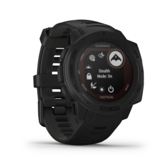 Garmin Instinct Solar Tactical Edition | Black