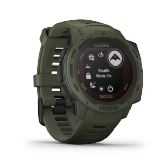 Garmin Instinct Solar Tactical Edition | Moss
