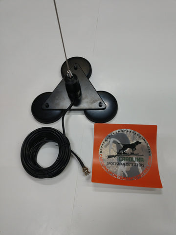 Triple Magnet Long Range Antenna Kit Standard Coil