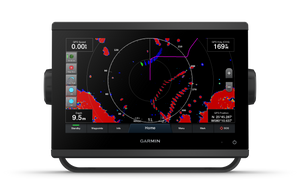 Garmin GPSMAP® 923xsv, SideVü, ClearVü and Traditional CHIRP Sonar with Worldwide Basemap