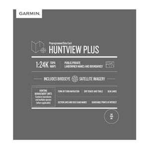 HuntView Plus Map Cards - Carolina Sportsman Outfitters