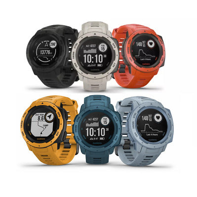 Garmin Instinct | 6 Color Options Available - Carolina Sportsman Outfitters