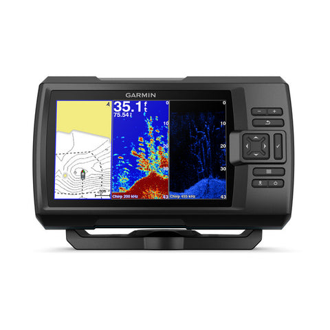 Garmin Striker Plus 7cv w/ CV20-TM Transducer - Carolina Sportsman Outfitters