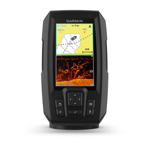 Garmin Striker Plus 4cv w/ CV20-TM Transducer - Carolina Sportsman Outfitters